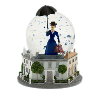 Snow Globe/Water Ball
