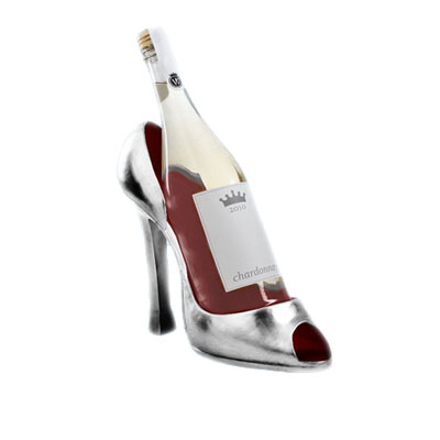 High Heel Shoe Wine Holder