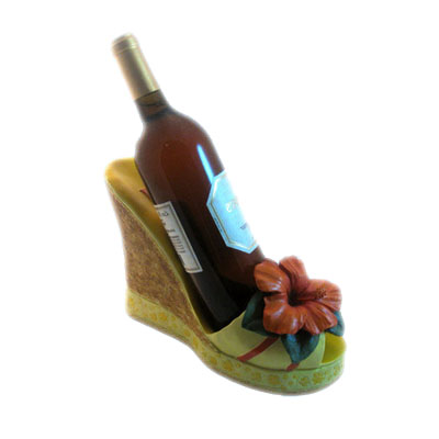 Wedges wine holder