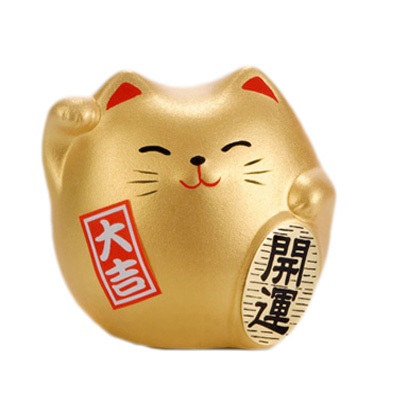 Ceramic Lucky Cats