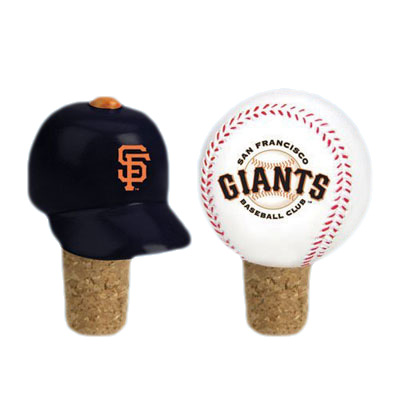 Baseball Wine Stoppers Souvenirs Sets